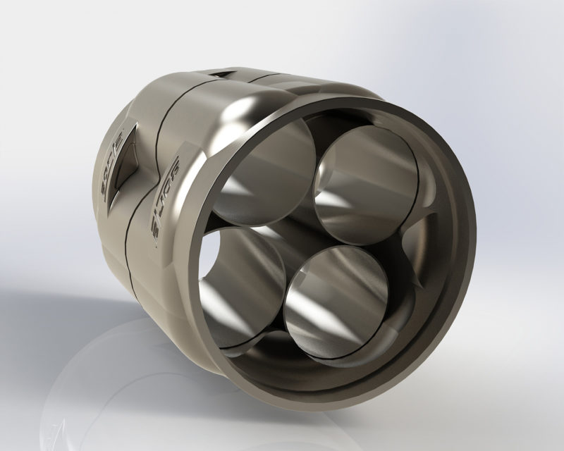 Borla Polyphonic Exhaust System Harmonizer