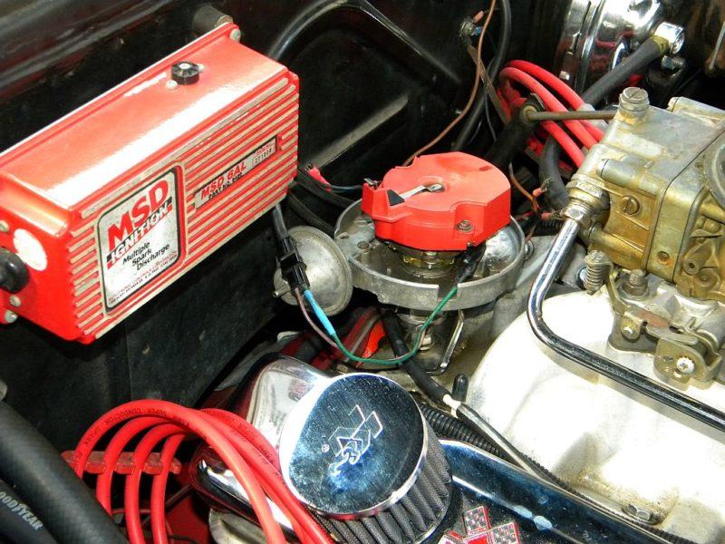 Msd Ignition Al Bangshift E on Chevy 350 Hei Firing Order