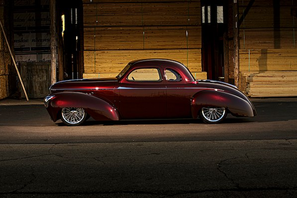 1938-graham-custom-coupe-left-profile mark markin - image by hot rod