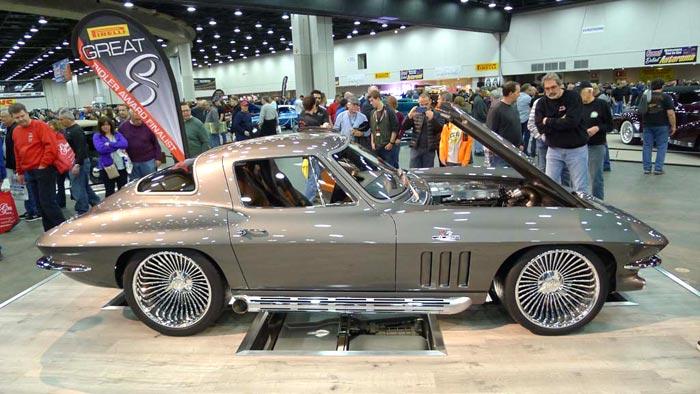 1966 chevy corvette scott roth image by corvette blogger