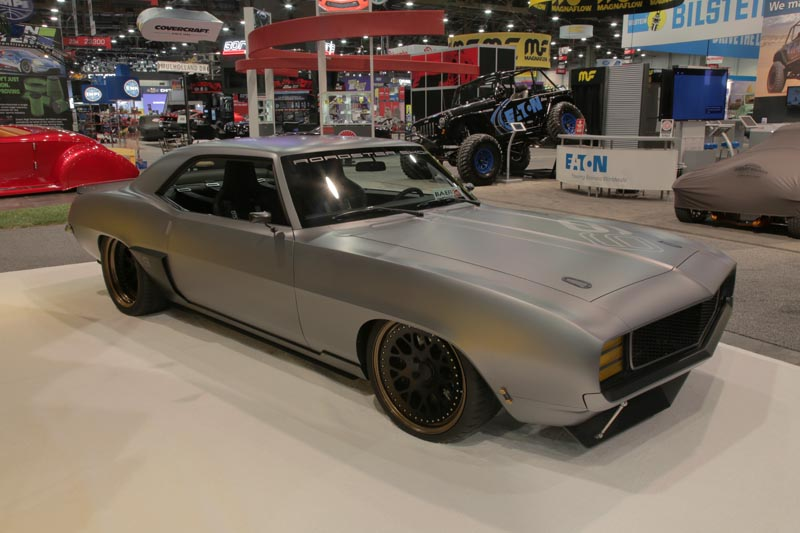 Sema Battle Of The Builders Cars