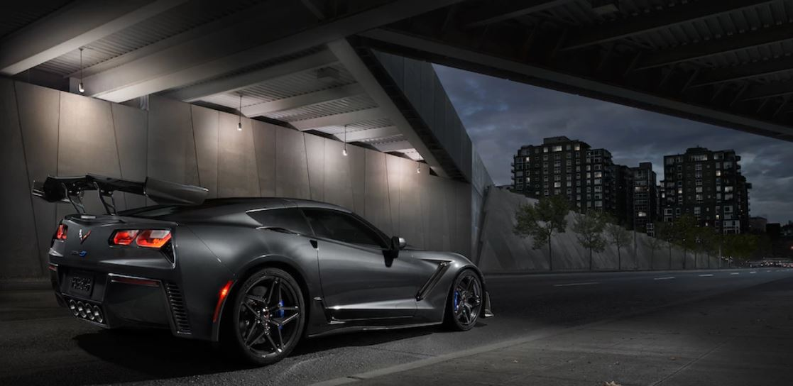 2019 Chevy Corvette Zr1 Revealed Fastest Production