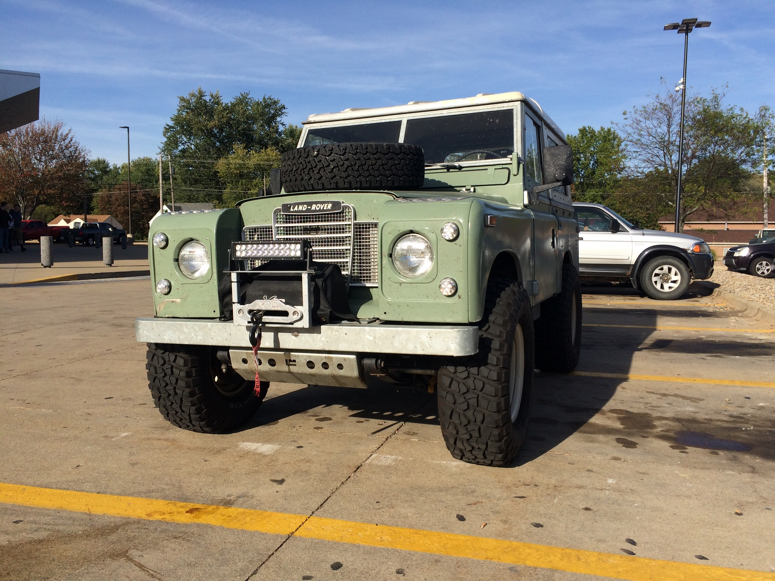 Lot Shots Find Of The Week  Land Rover Series Iii