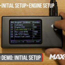 Video: Summit Racing's MAX-efi 500 Handheld Controller
