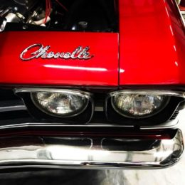 Robert's Chevelle Emblem