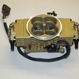 Holley's Uber-Cool Terminator Stealth EFI Another Easy Path to EFI Conversion