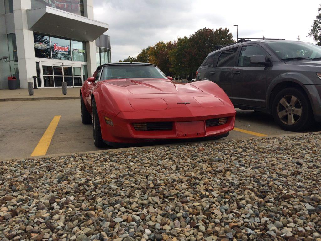 1980 Corvette Low Front