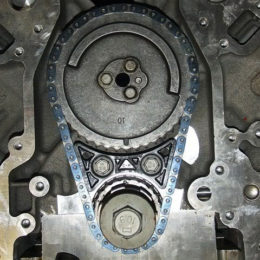 cam gear timing chain LS engine