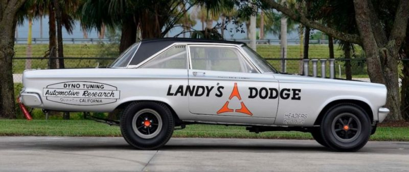 1965 Dodge Hemi Coronet - Dick Landy