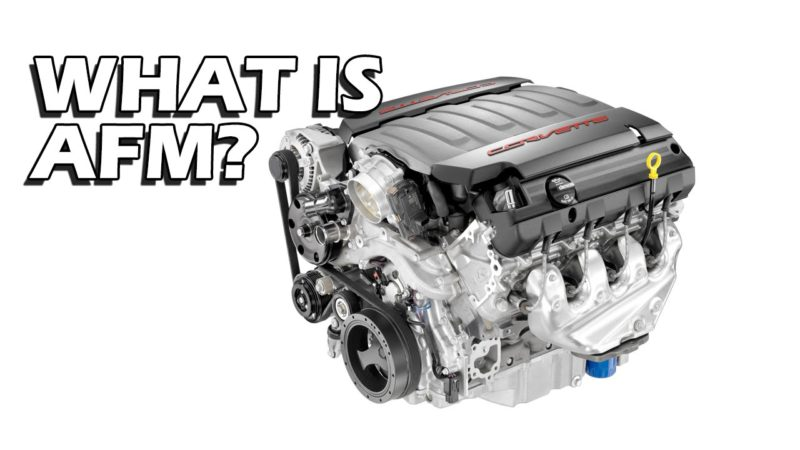 LS Corvette engine - What is Active Fuel Management (AFM)?