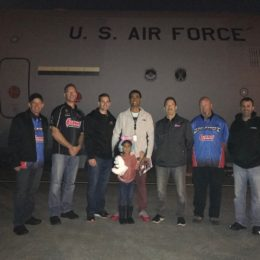Operation Appreciation (Day 2): Andrew Hines Speaks of Unique Experiences During Visit to Yokota AB