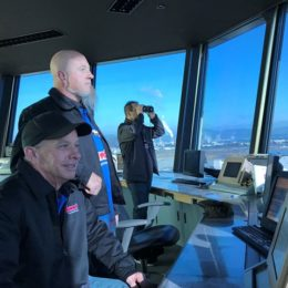 Operation Appreciation (Day 5): BIGFOOT® Pilot Dan Runte Shares Experience as Tour Takes Him to New Heights
