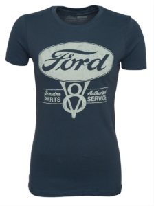 ford V8 ladies t-shirt