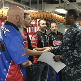 Operation Appreciation (Day 6): Eddie Krawiec Reflects on Assault Ship Tour, Meeting U.S. Troops in Japan for the Holidays