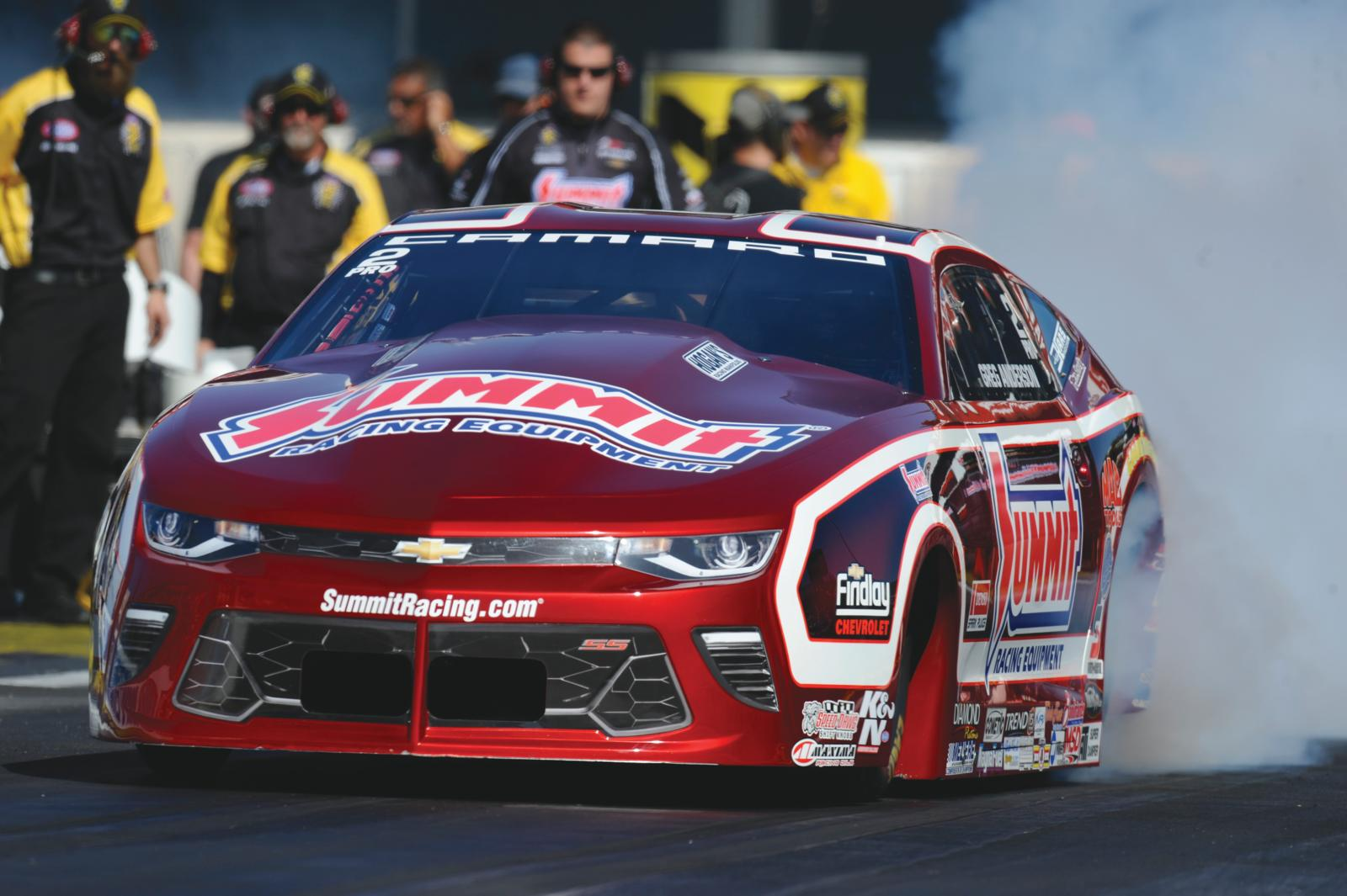 How To Become A Nhra Pro Stock Driver