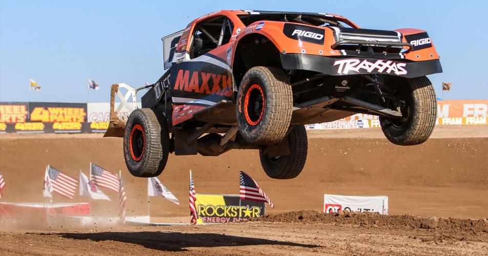 Maxxis Truck Jump