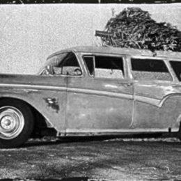 Family Truckster 1957 Ford