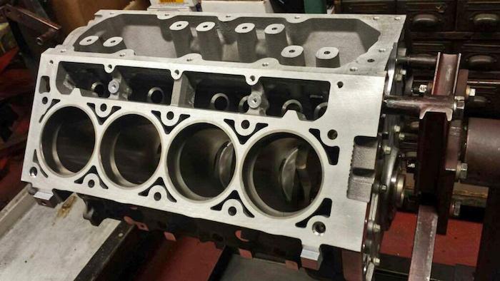LS2 engine block