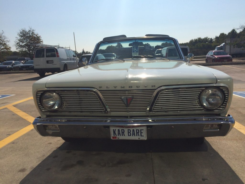Plymouth Valiant Signet Grille