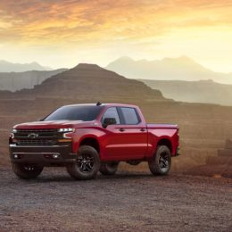 New 2019 Chevrolet Silverado