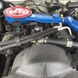 iron duke 2.5L Camaro engine