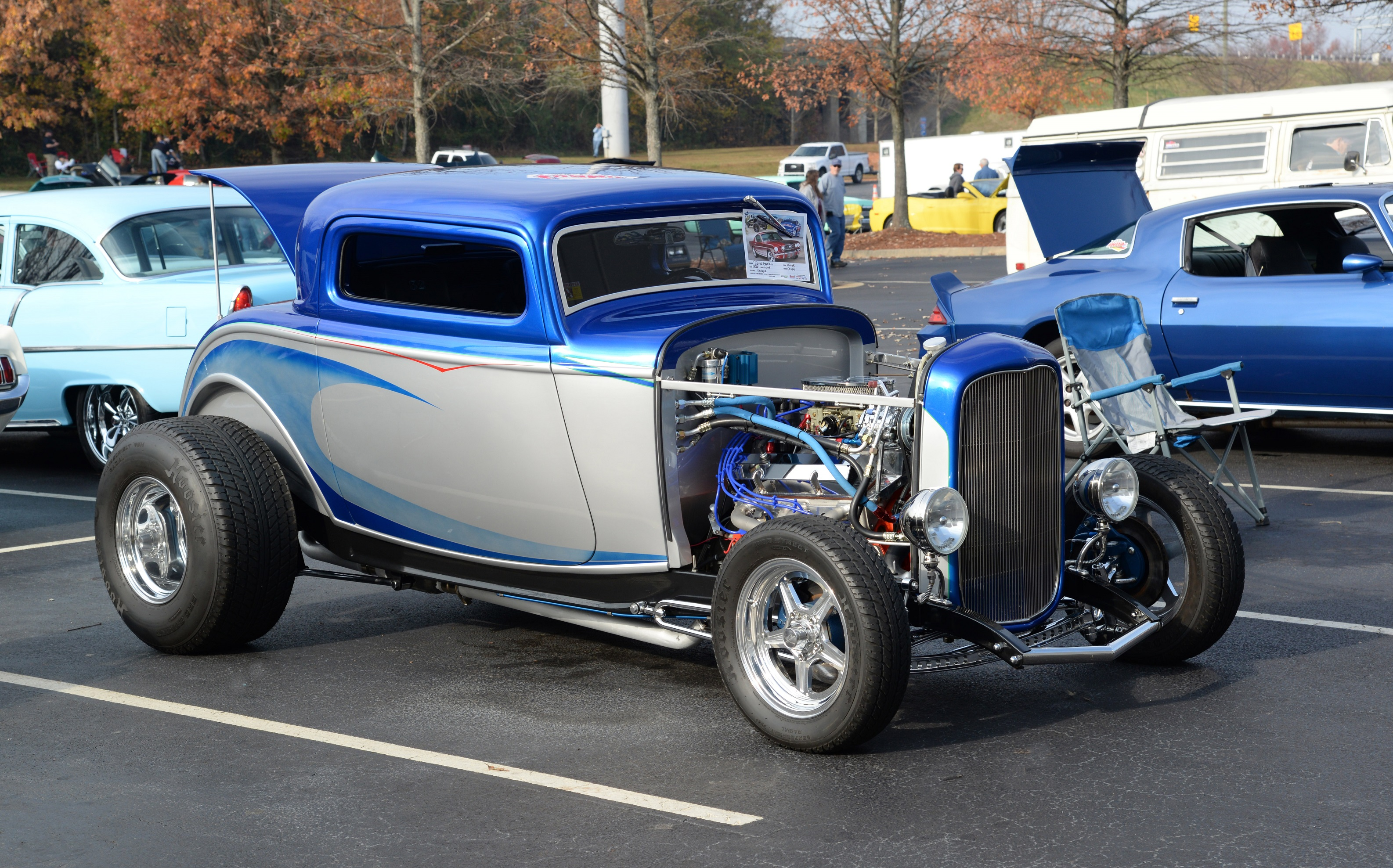 Toys for Tots Cruise In Deuce