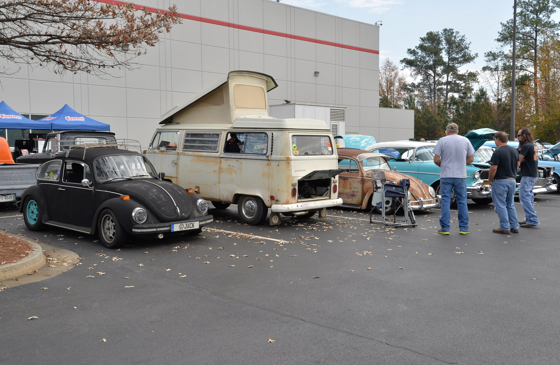 Toys for Tots Cruise In Volkswagens
