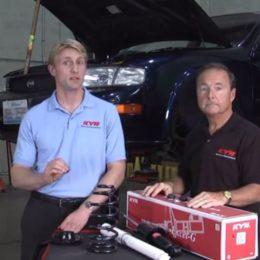 KYB Shock Strut Install Tips
