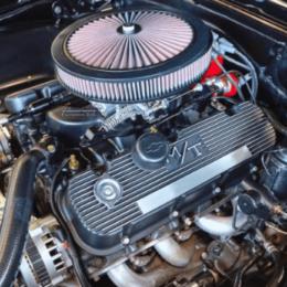 1968 Camaro with 454