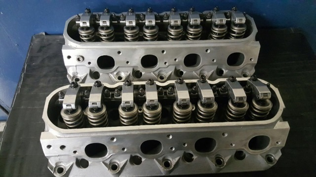 LS cylinder heads