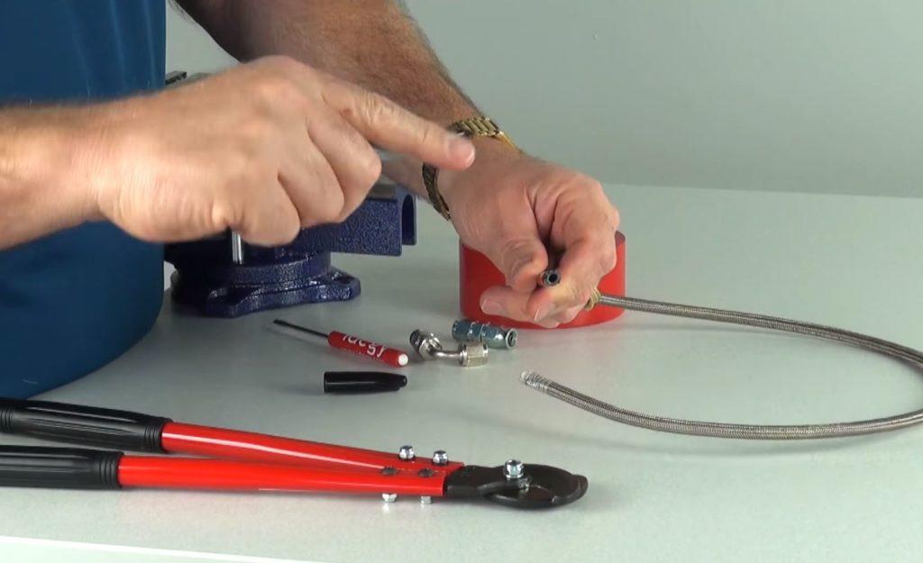 Making Fuel Lines Video Still