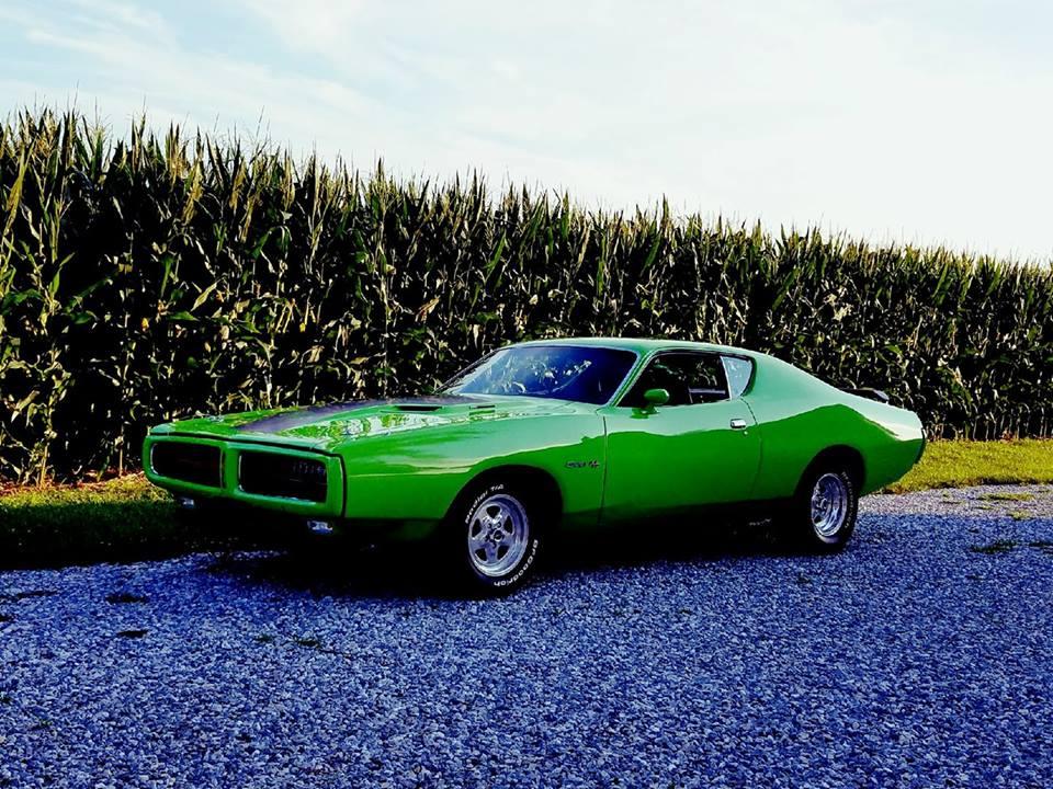 Green GTO
