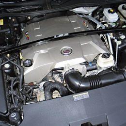 Cadillac CTS V LS6