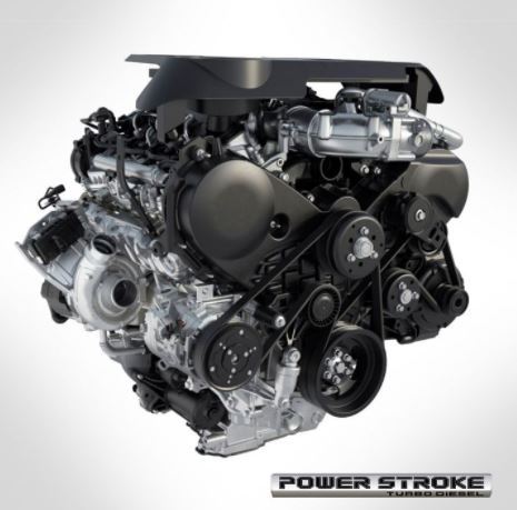 ford     power stroke diesel engine option onallcylinders