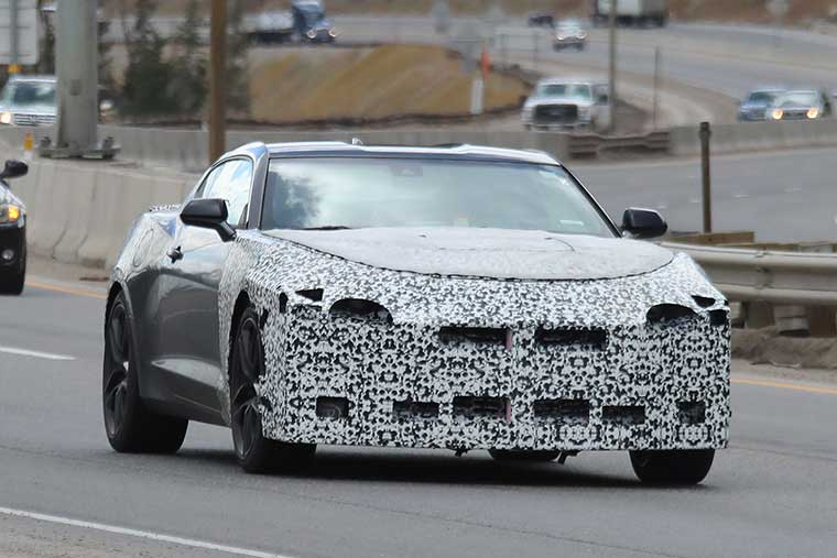 2019-Chevy-Camaro,-Brian-Williams,-SpiedBilde-for-Web