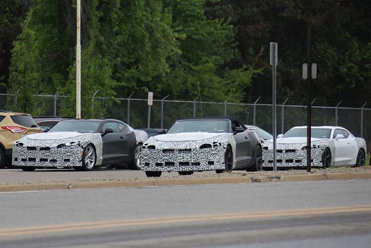 2019-Chevy-Camaro-Family,-Brian-Williams,-SpiedBilde-for-Web