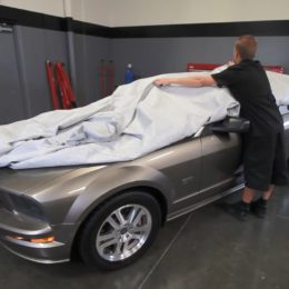 Video: How to Install a Car Cover
