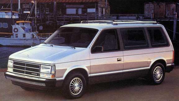 Dodge-Caravan-Silver