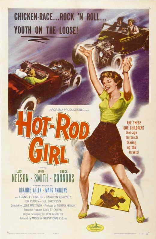 Hot-Rod-Girl-Poster