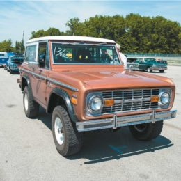 First-Gen Ford-Bronco
