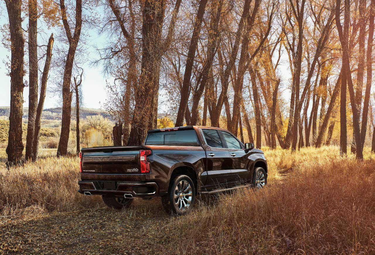 2019 Chevy Silverado Introduced with New Diesel Engine ...