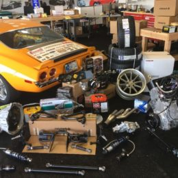 LIVE COVERAGE: Follow RideTech's 48-Hour 1971 Camaro Build Here!