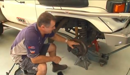 Video: Wet Weather Vehicle Maintenance and Inspection