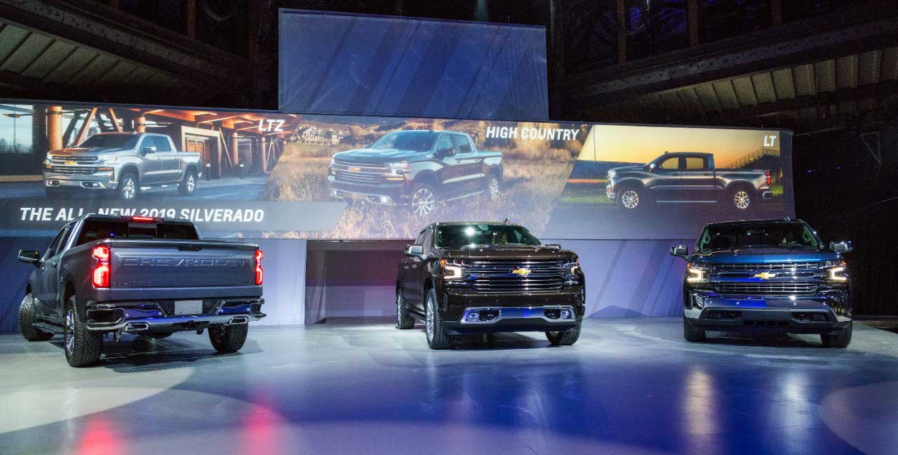 2019 Chevy Silverado Introduced with New Diesel Engine Option - OnAllCylinders