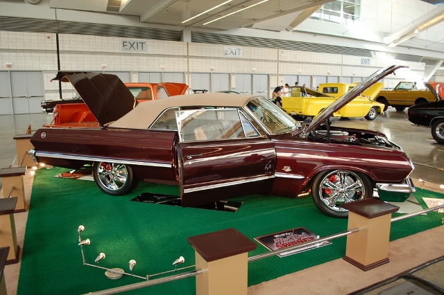 Photo Gallery Pittsburgh World Of Wheels OnAllCylinders - Pittsburgh custom car show