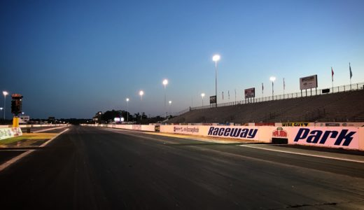 Team Summit's Anderson, Line Share Thoughts on Closing of Englishtown's Famed Raceway Park
