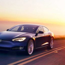 Tesla has jumpstarted (pun intended) the electric vehicle market.(Image/Tesla.com)