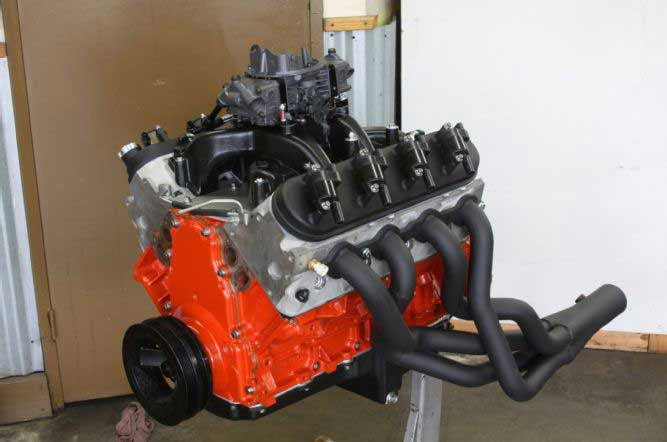 Gm Ls Lq Engine on 6 Cylinder Chevy Engine