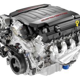 """2014 """"LT-1"""" 6.2L V-8 VVT DI (LT1) for Chevrolet Corvette (Image/Chevrolet)"""