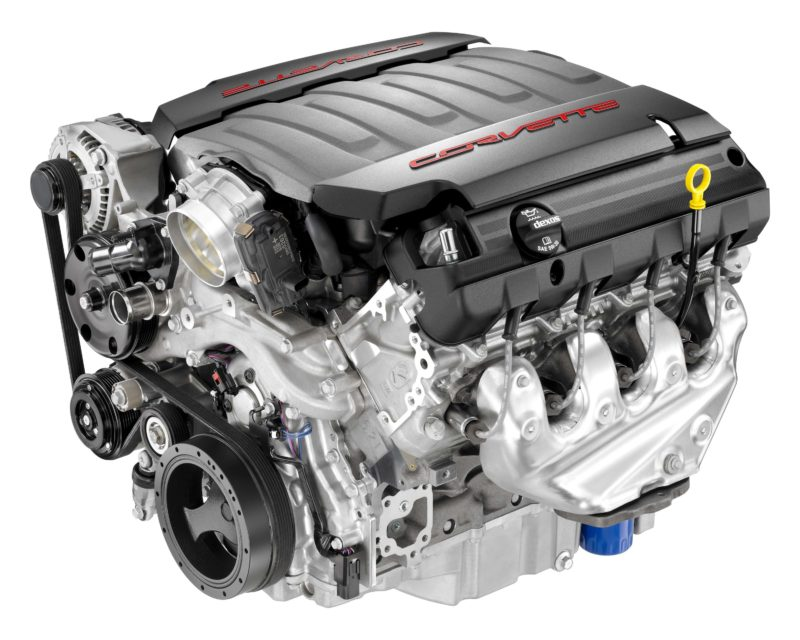 LT1    62L    Engine    Specs  Performance  Bore   Stroke